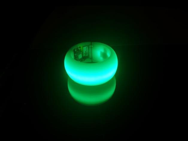 LED发光手镯 3D模型  图17