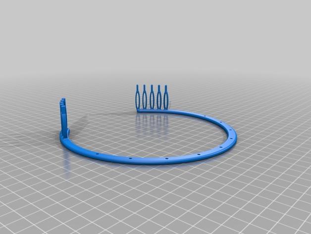 NeoPixel 小皇冠 3D模型  图8