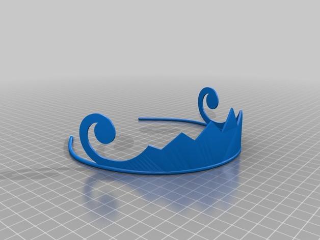 NeoPixel 小皇冠 3D模型  图7