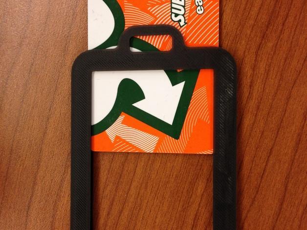 身份证卡套 3D模型  图4