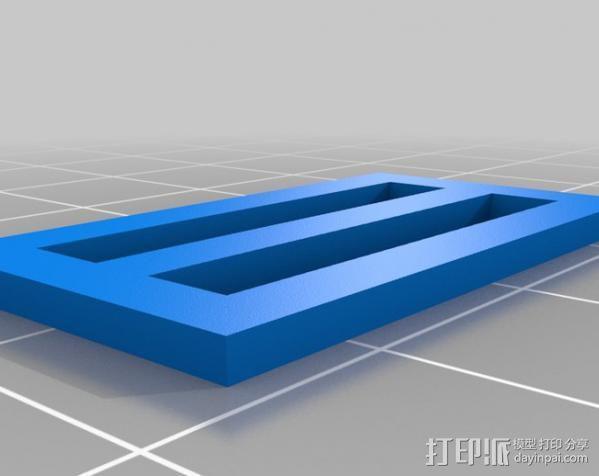 蒸汽朋克护目镜 3D模型  图10