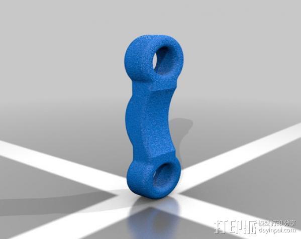 蒸汽朋克护目镜 3D模型  图15