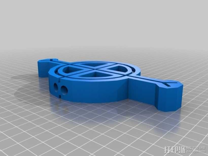 Finn 的降魔剑 3D模型  图3