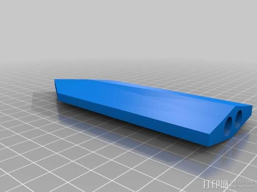 Finn 的降魔剑 3D模型  图2