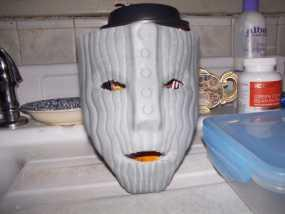 洛基面具 3D模型