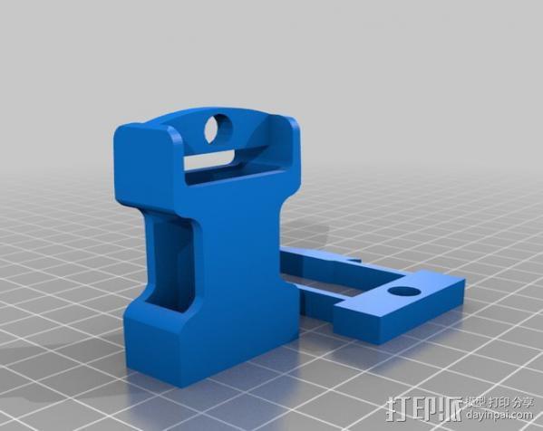 钥匙链 扣夹 3D模型  图7