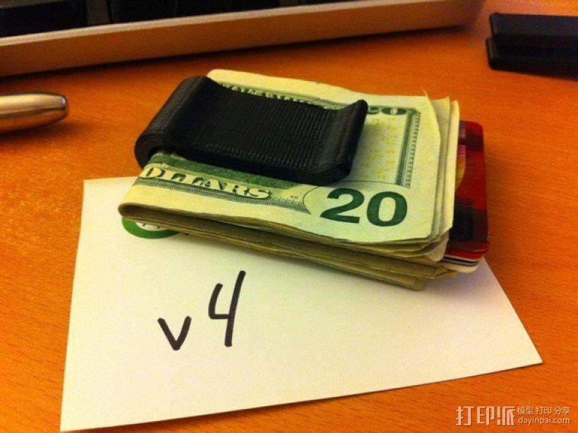 钱夹 3D模型  图6