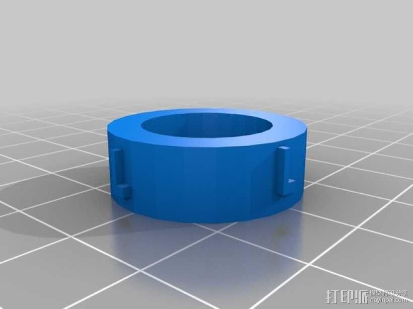 量规 3D模型  图3
