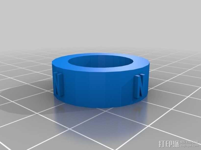 量规 3D模型  图8