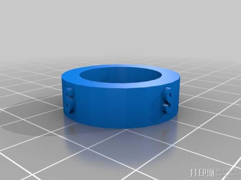 量规 3D模型  图14