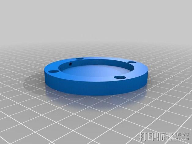 钢铁侠能量环 3D模型  图2