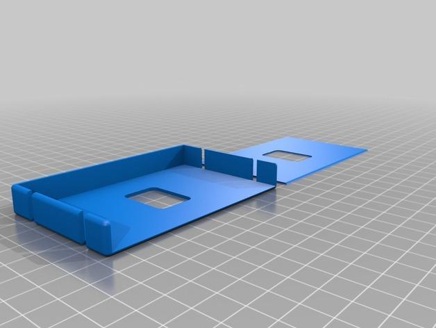 钱包 3D模型  图2