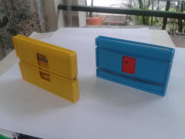 钱包 3D模型  图1