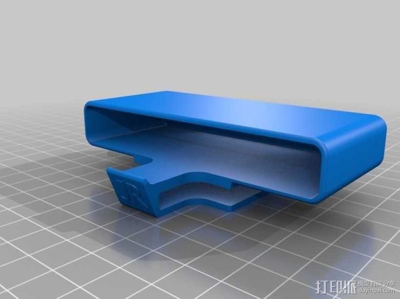 信用卡卡包 3D模型  图4