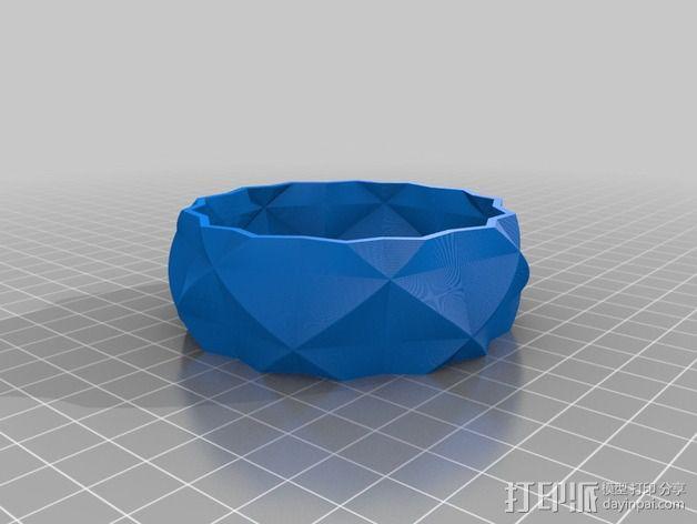 透明手镯 3D模型  图2