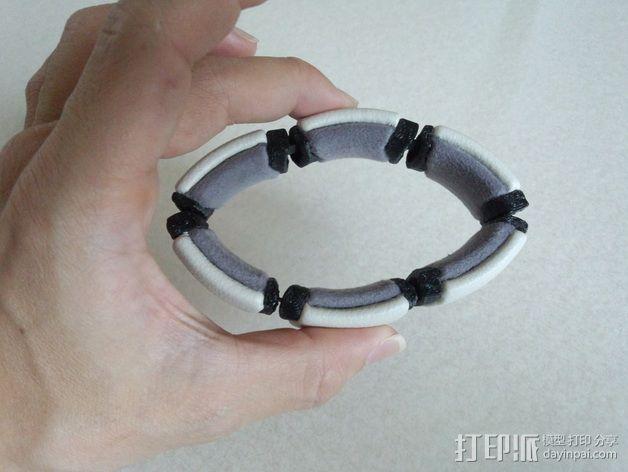 kimekomi手链 3D模型  图2