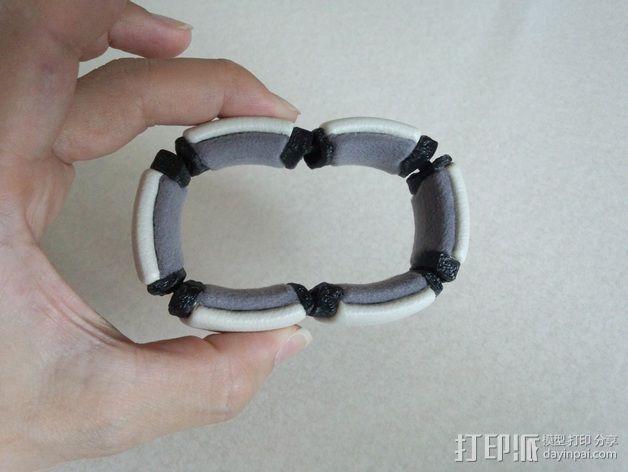 kimekomi手链 3D模型  图3
