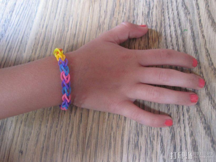 手链编织器 3D模型  图1