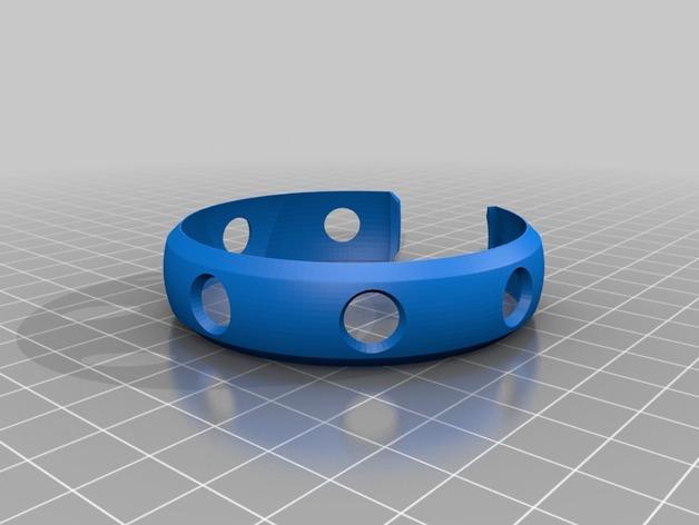 模块化的手镯 3D模型  图6