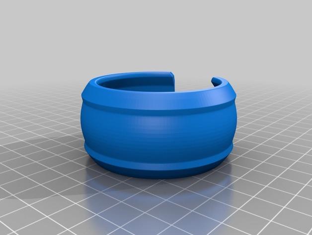 模块化的手镯 3D模型  图7