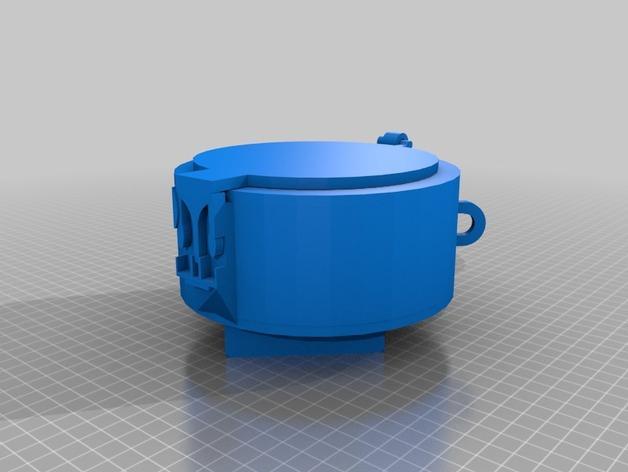 3D打印 手提包 3D模型  图3