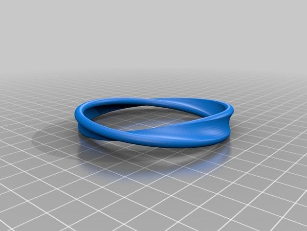 Braccialetto 3手镯 3D模型  图2