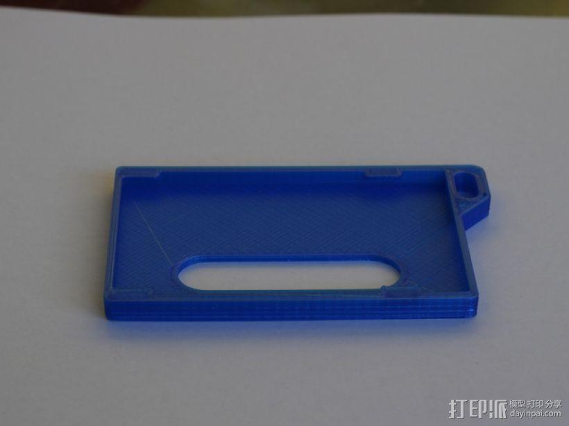 身份证 卡包 3D模型  图4