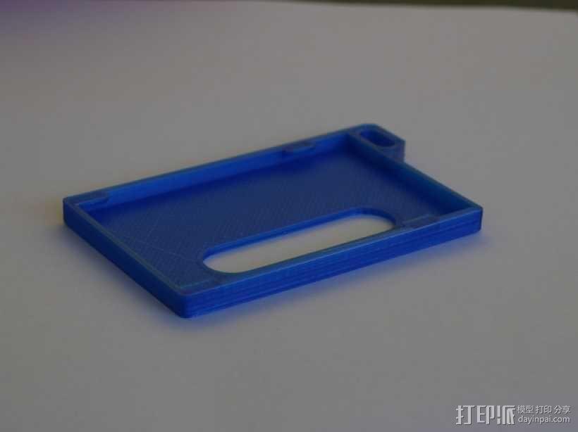 身份证 卡包 3D模型  图1