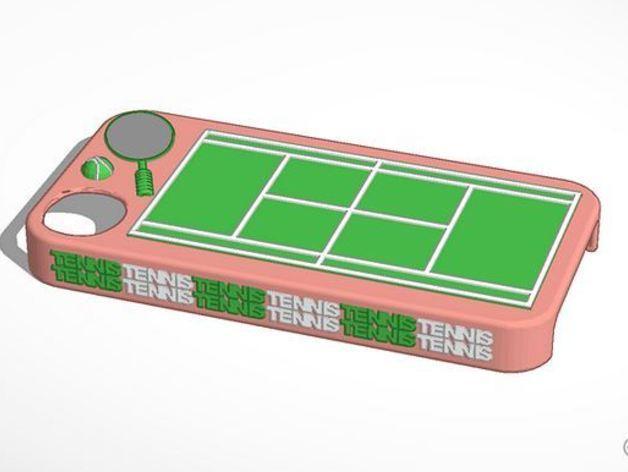 iPhone 4S 手机套 3D模型  图2