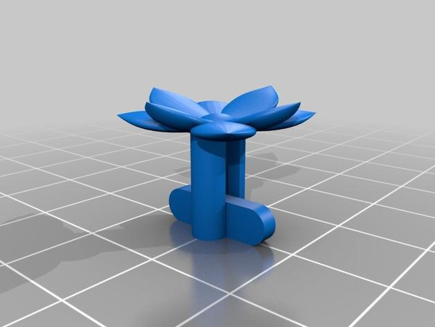 星球大战 袖扣 3D模型  图8