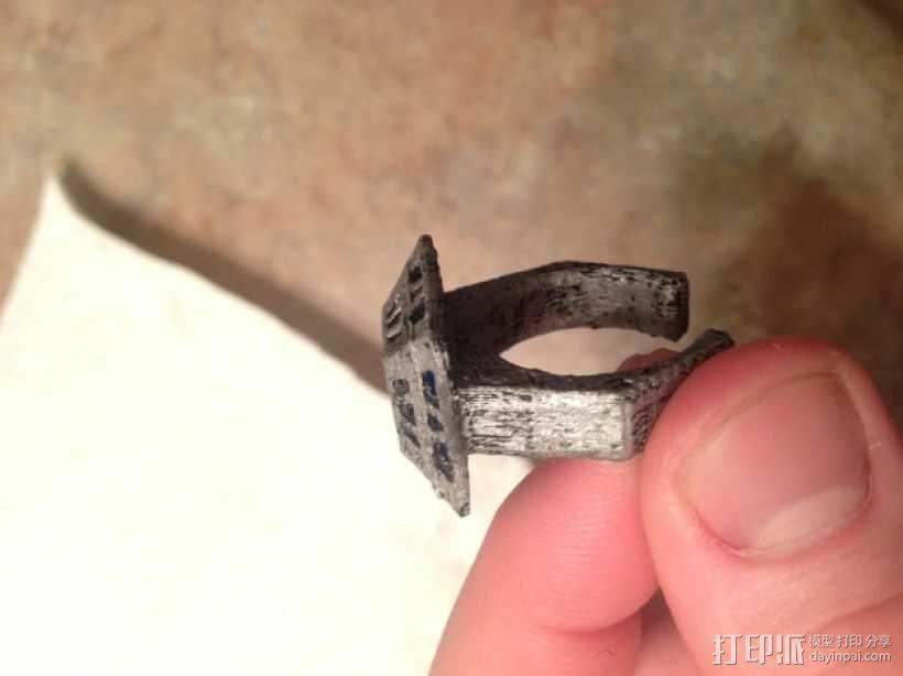 Thorin的指环 3D模型  图2