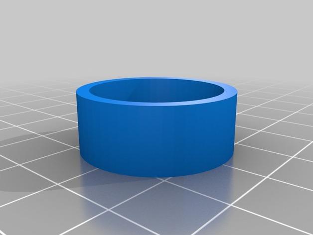 Narcisse的拇指环 3D模型  图4