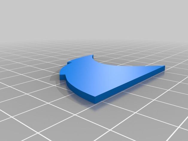 Narcisse的拇指环 3D模型  图6