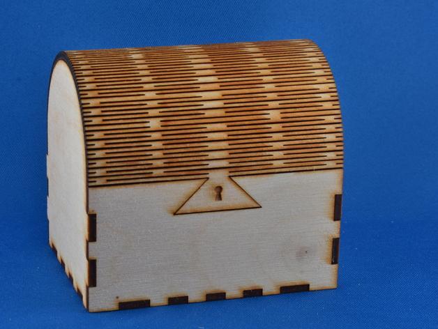 首饰盒 3D模型  图5