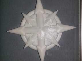 十字架 3D模型