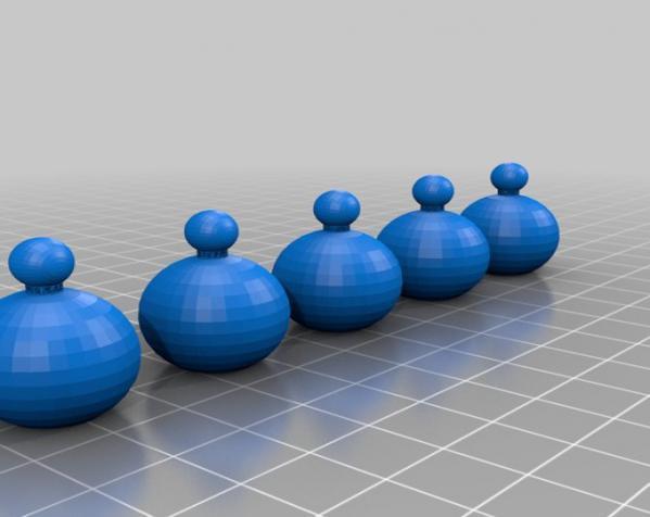 念珠 3D模型  图5
