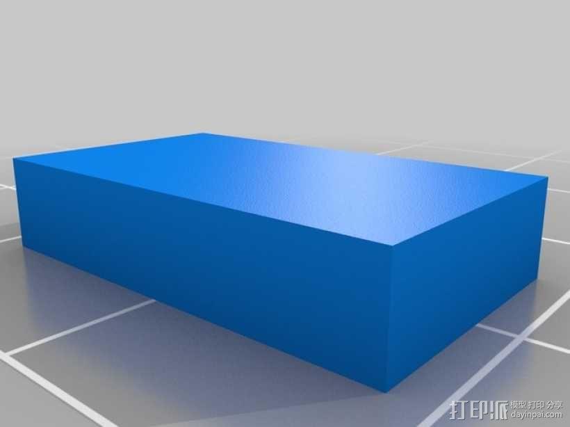 飞行员通信板 3D模型  图5