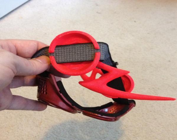 闪电耳罩 3D模型  图6