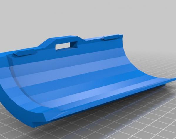Bo Katan的长手套 3D模型  图4