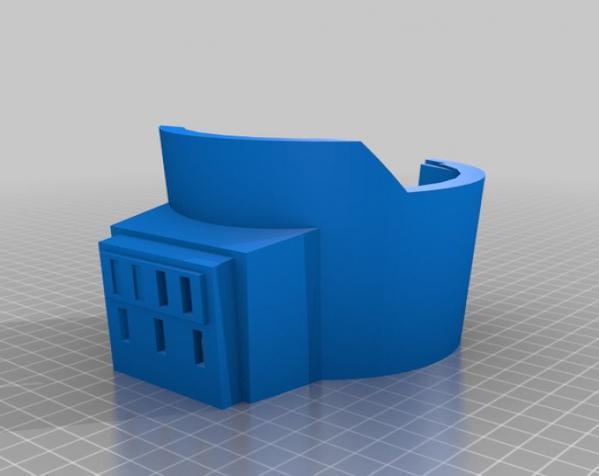Bo Katan的长手套 3D模型  图6