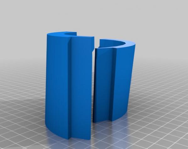 Bo Katan的长手套 3D模型  图7