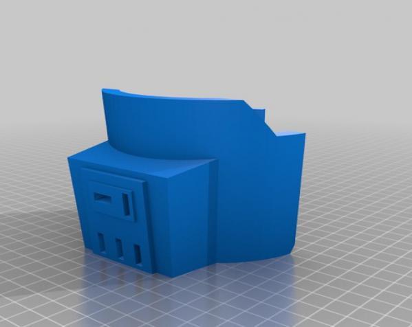 Bo Katan的长手套 3D模型  图13