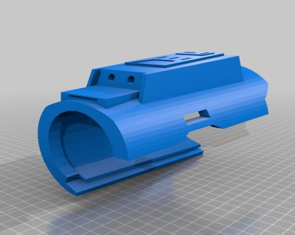 Bo Katan的长手套 3D模型  图12