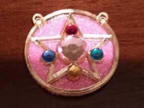 Sailor Moon小盒坠子 3D模型