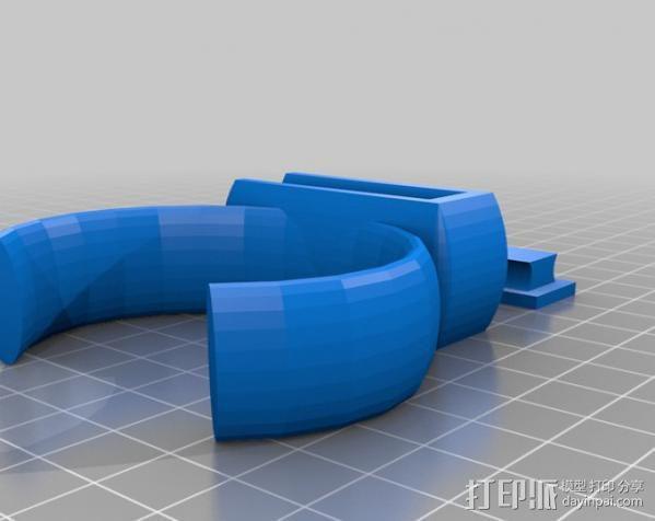 救生手镯 3D模型  图4