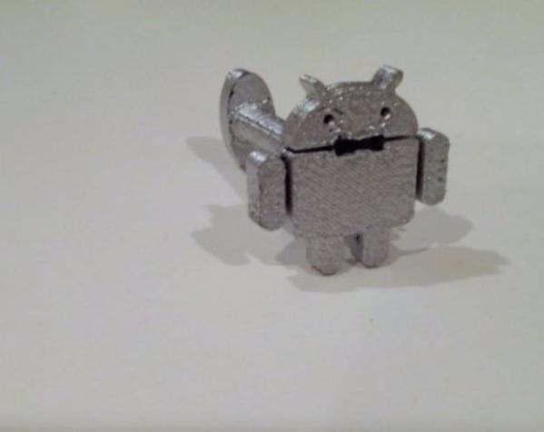 安仔 袖扣 3D模型  图3
