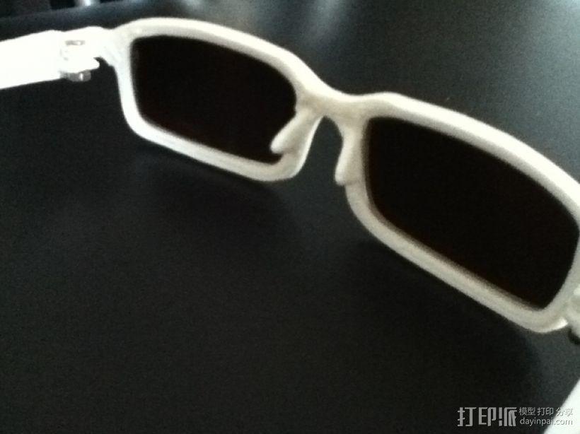 太阳镜 3D模型  图8