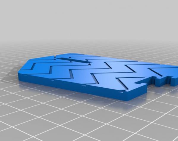拖鞋 3D模型  图3