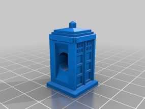 时光机 戒指 3D模型
