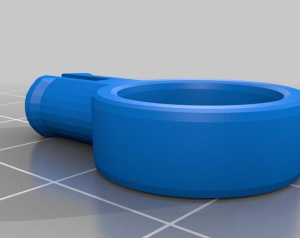 钻戒  3D模型  图3